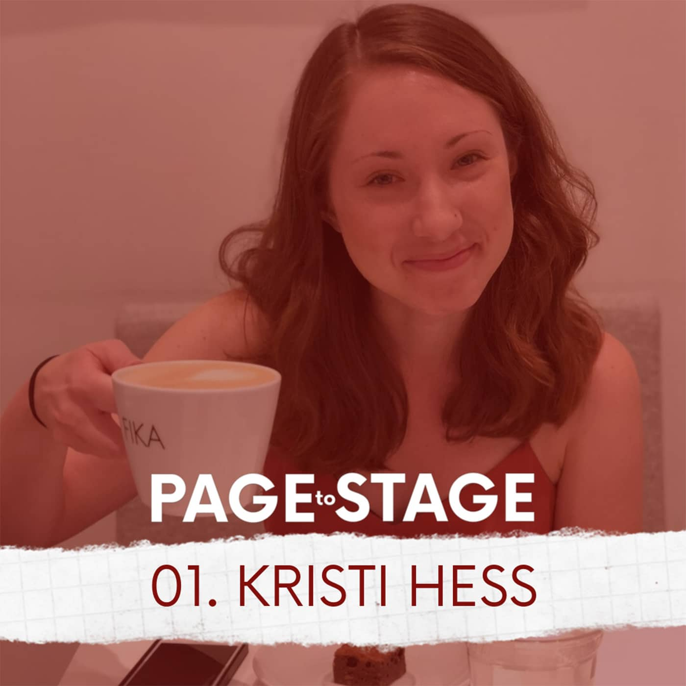 Page to Stage Ep 1 Kristi Hess