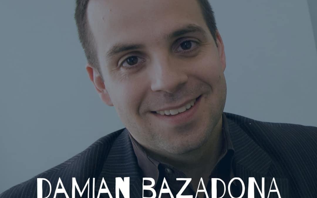 10 – Damian Bazadona