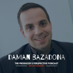 Ken Davenport's The Producer's Perspective Podcast Episode 10 - Damian Bazadona