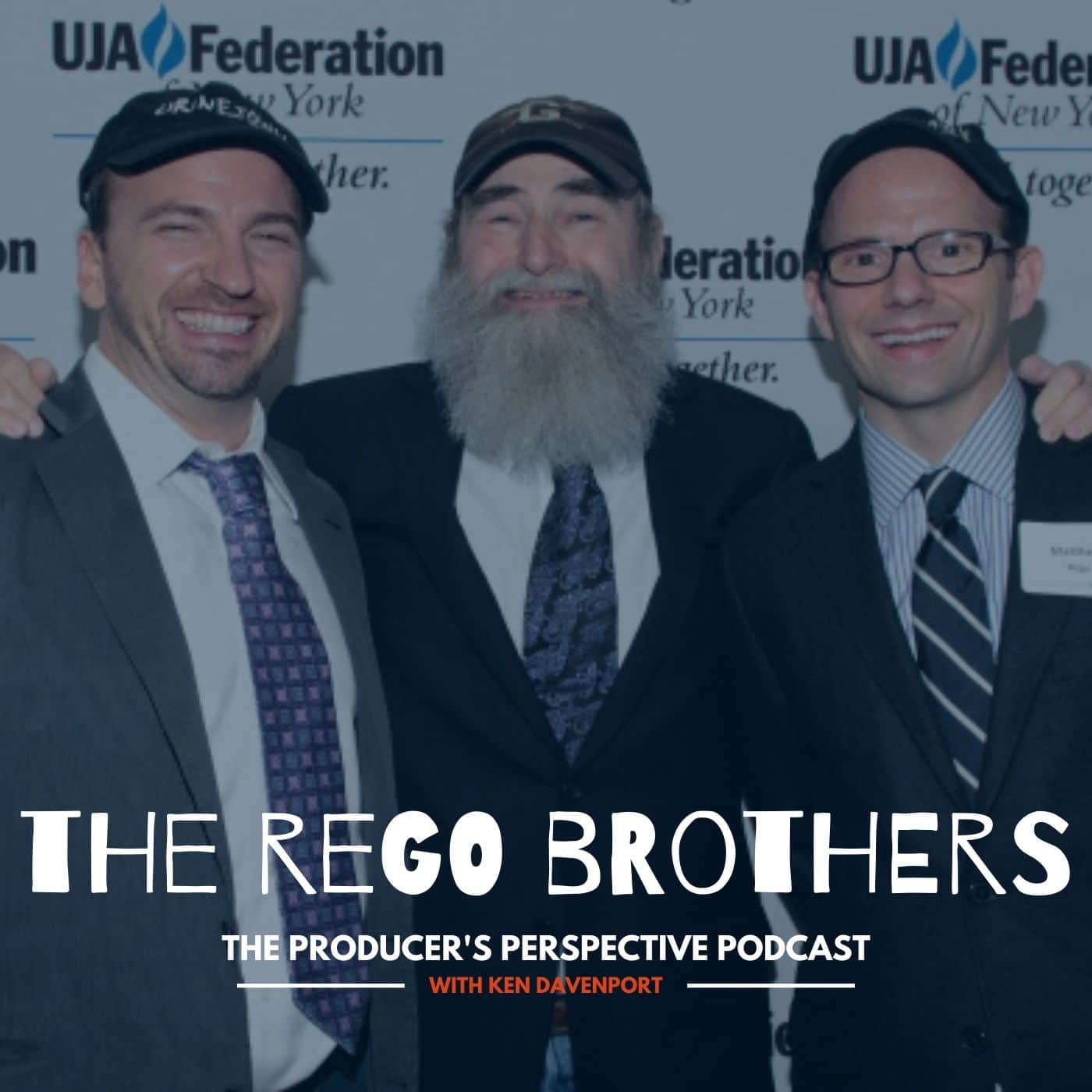 Ken Davenport's The Producer's Perspective Podcast Episode 105 - The Rego Brothers