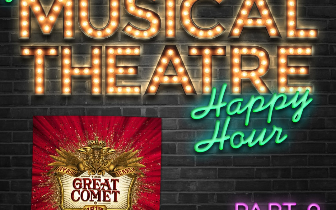 Happy Hour #11 (Part 2): Natasha, Pierre & the Great Podcast of 1812