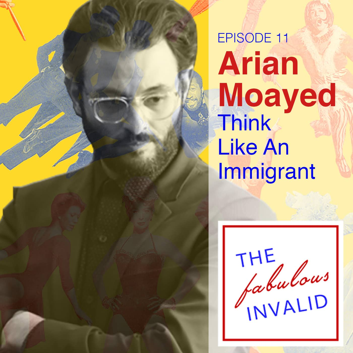The Fabulous Invalid Ep 11 Arian Moayed