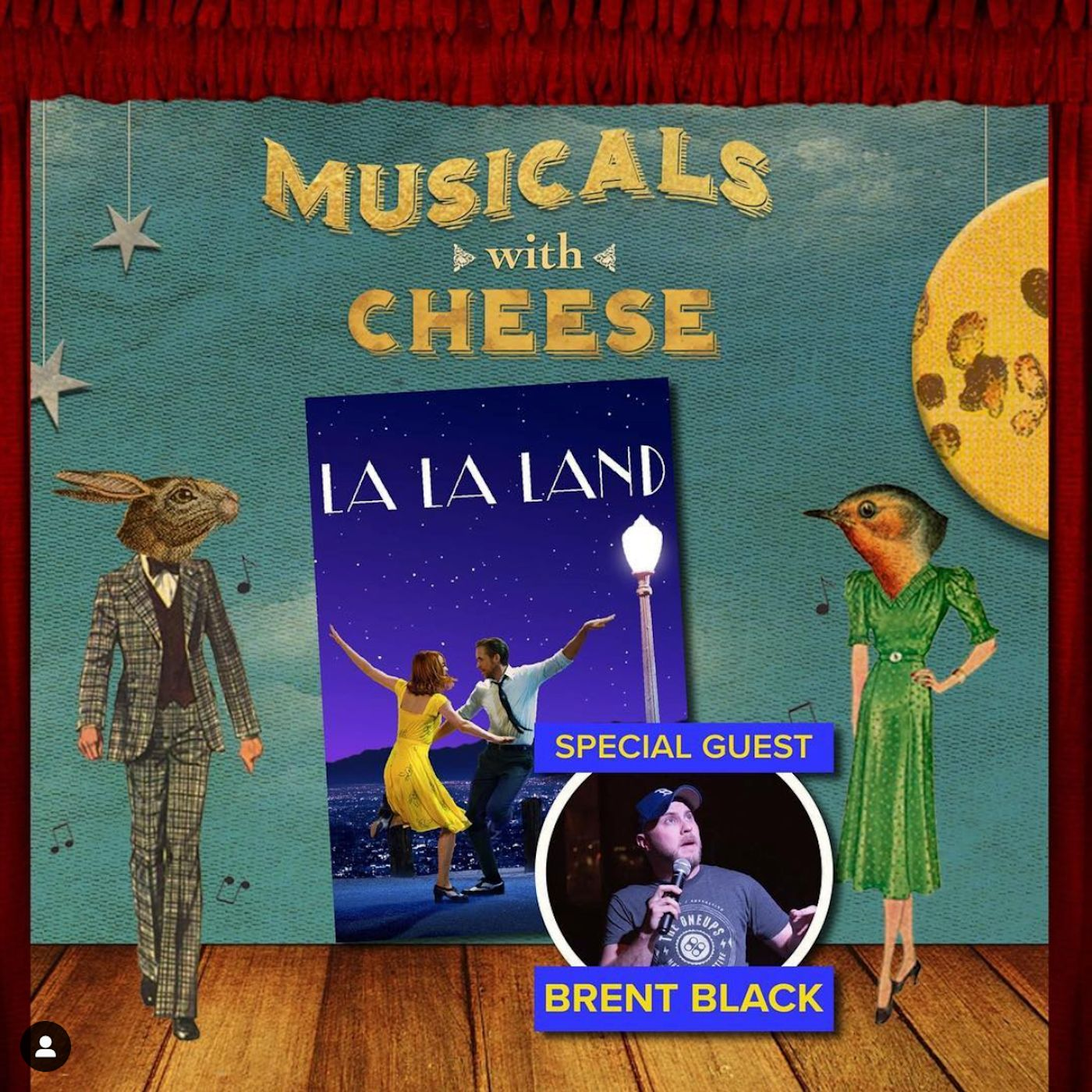 Musicals With Cheese #11: La La Land (feat. Brent Black aka BrentalFloss)