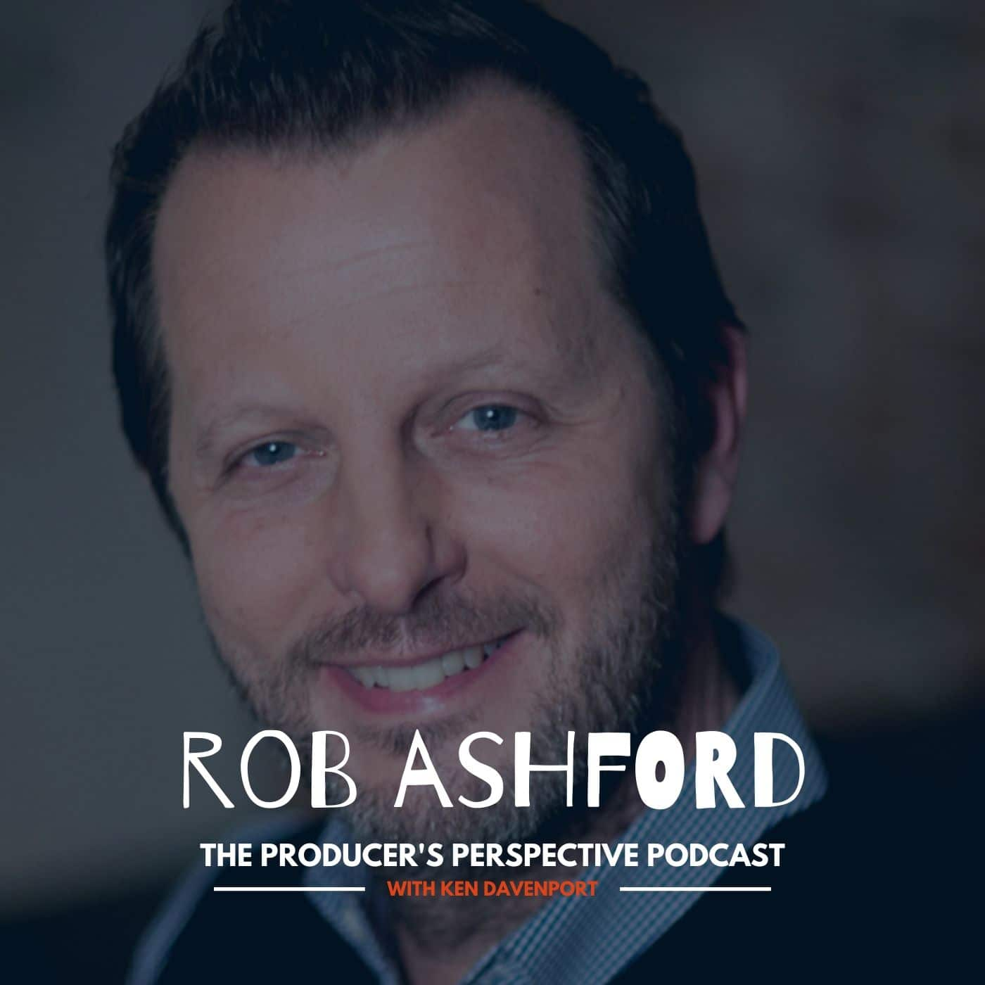 Ken Davenport's The Producer's Perspective Podcast Episode 116 - Rob Ashford