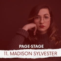 Page To Stage Ep 11 Madison Sylvester