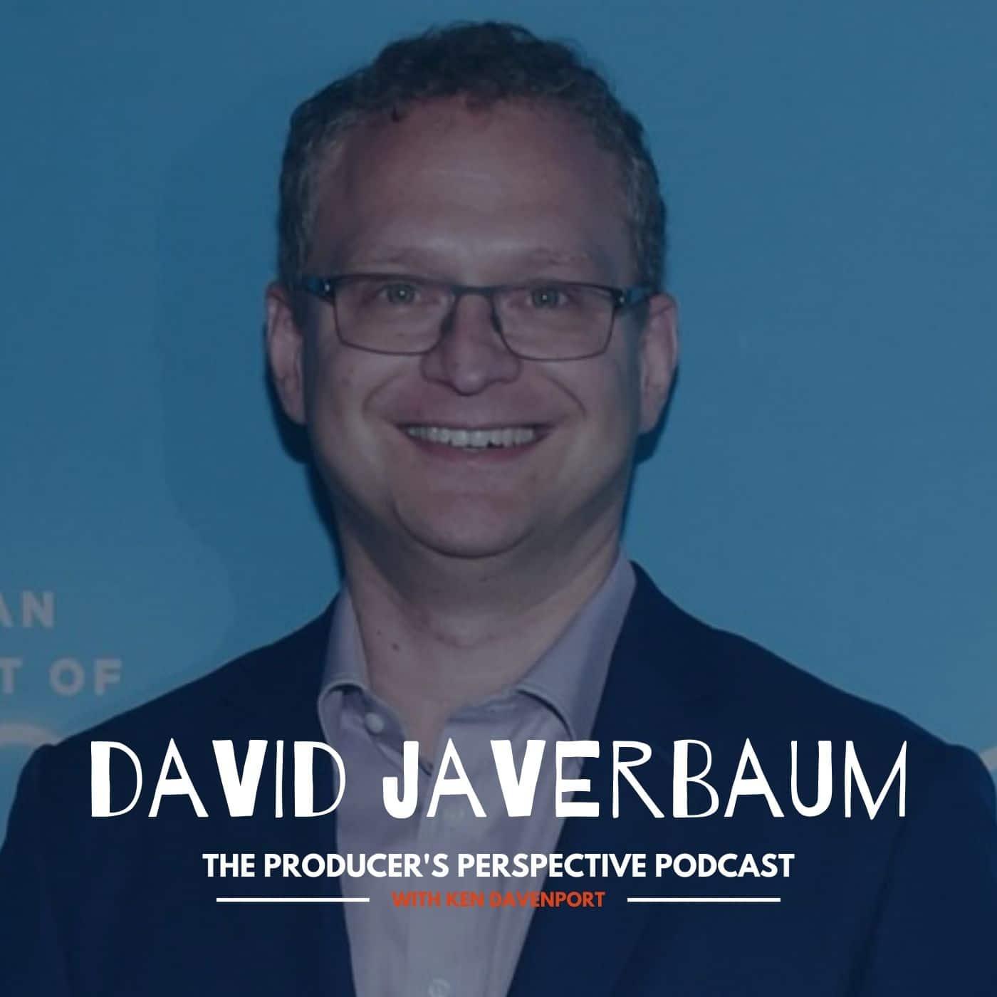 Ken Davenport's The Producer's Perspective Podcast Episode 125 - David Javerbaum