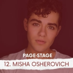 Page To Stage Podcast Ep 12 Misha Osherovich