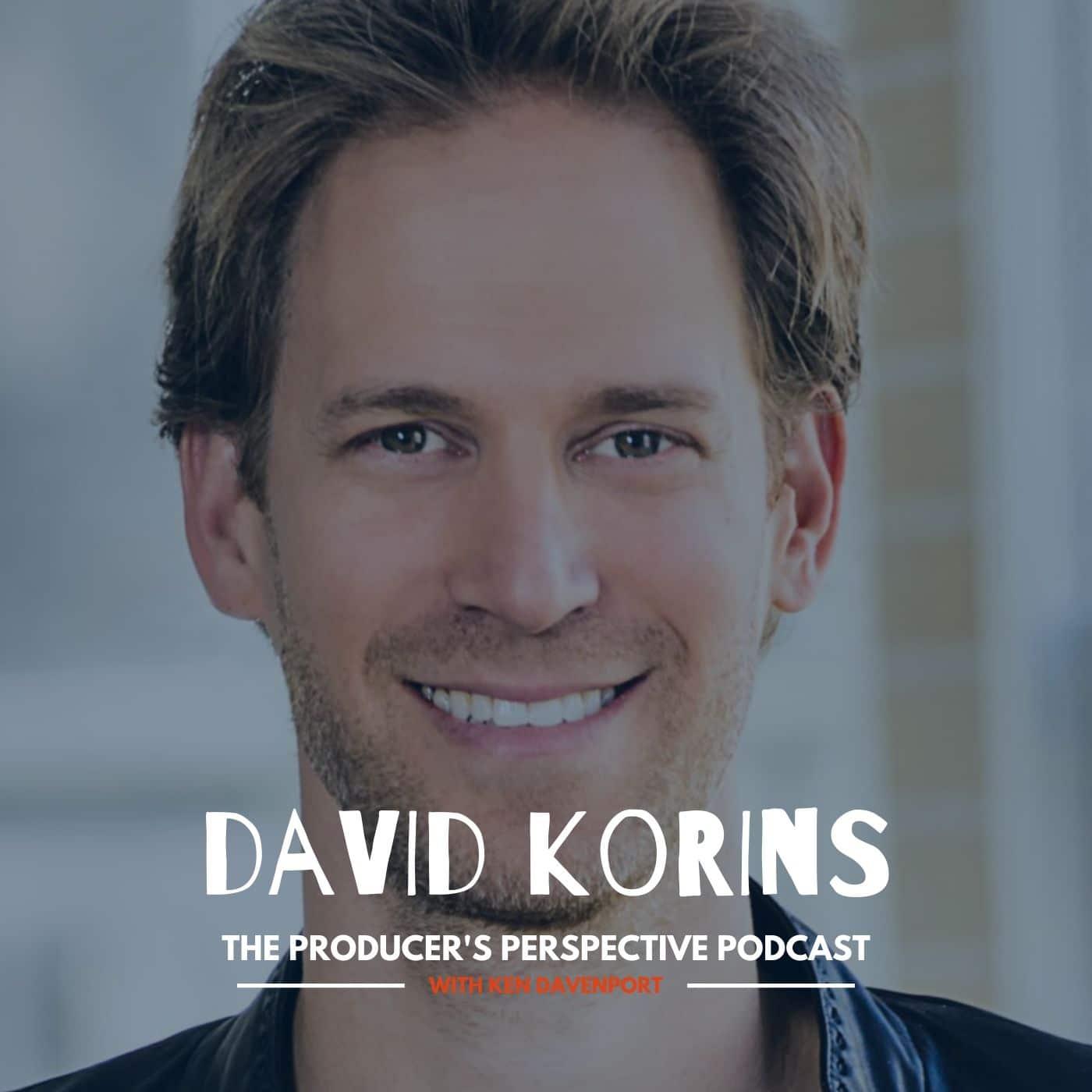Ken Davenport's The Producer's Perspective Podcast Episode 132 - David Korins