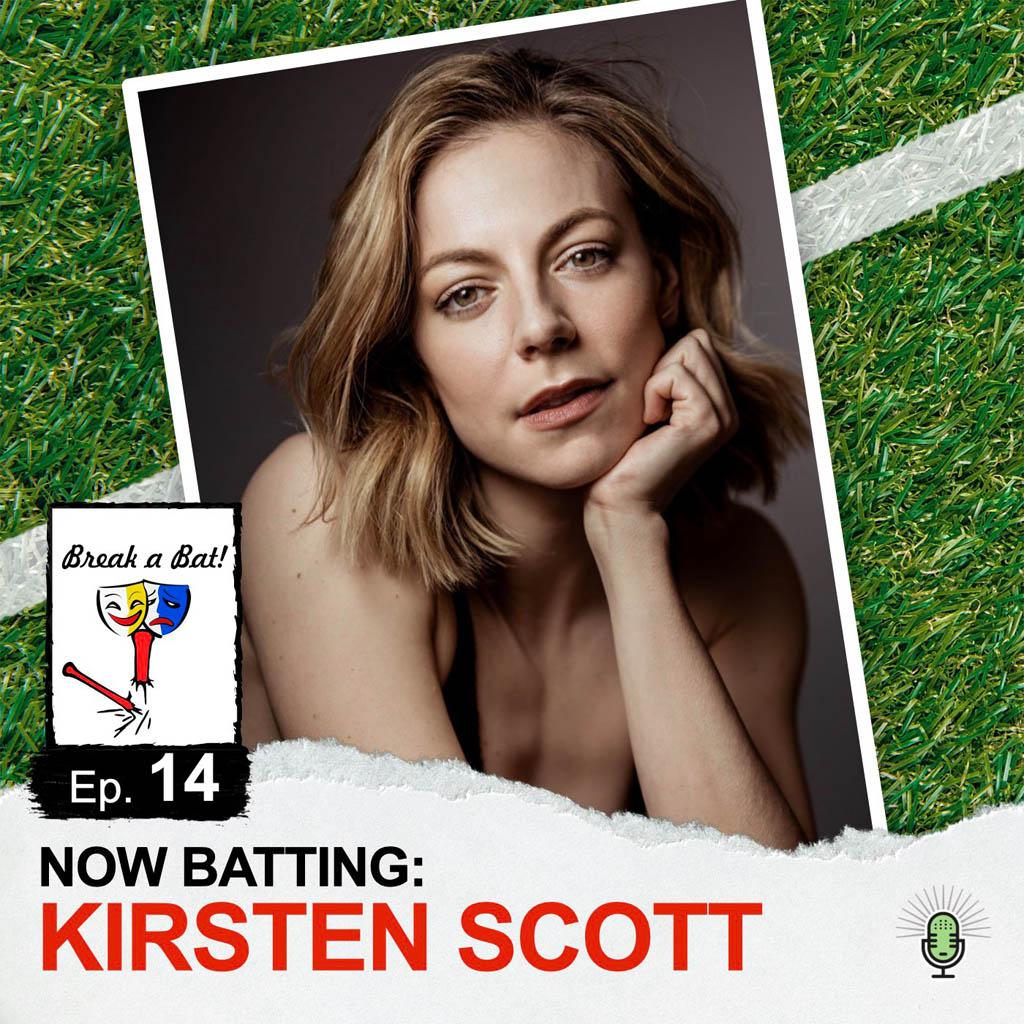 Break a Bat Al Malafronte Episode 14 Kirsten Scott