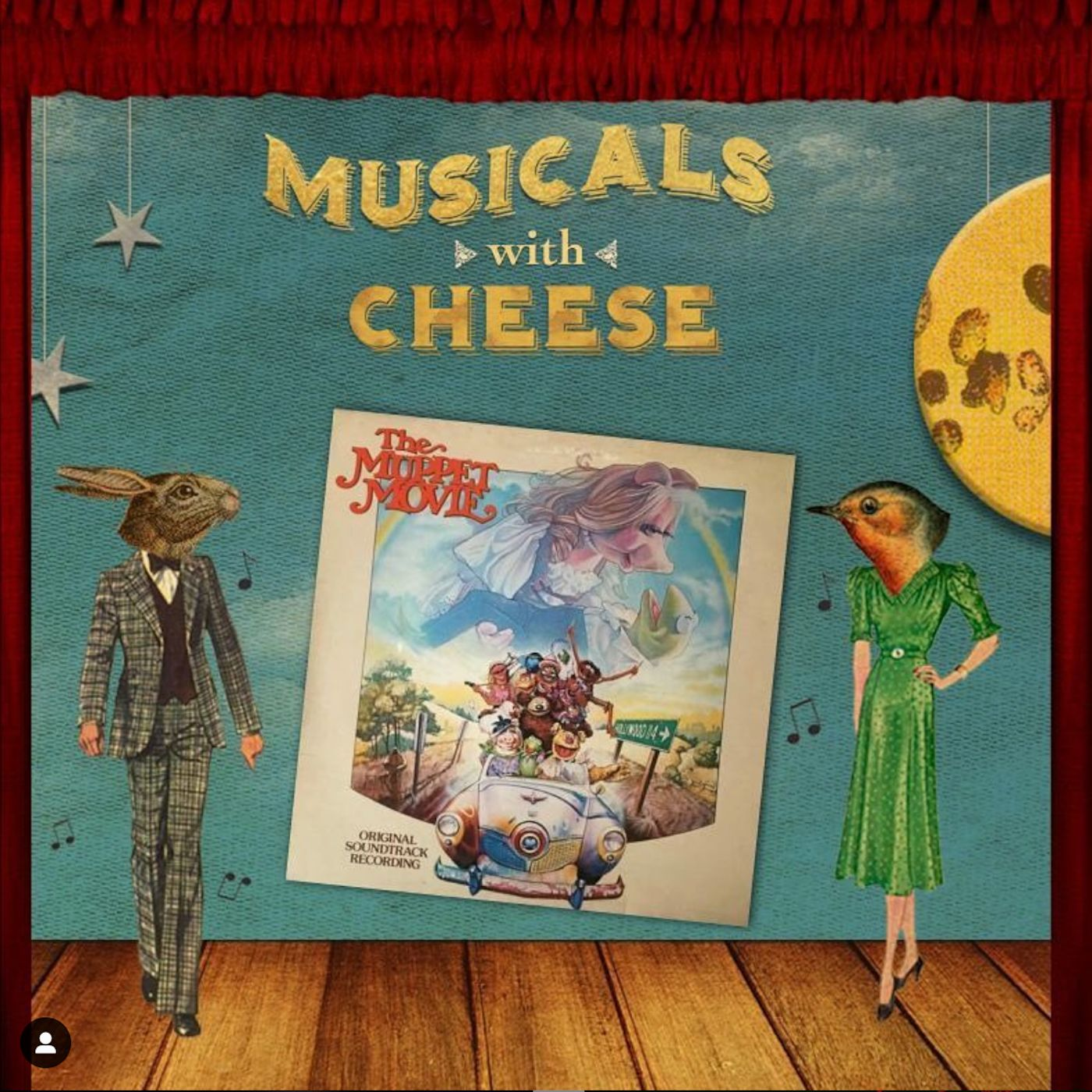 "Musicals With Cheese #14 — ""The Muppet Movie"""