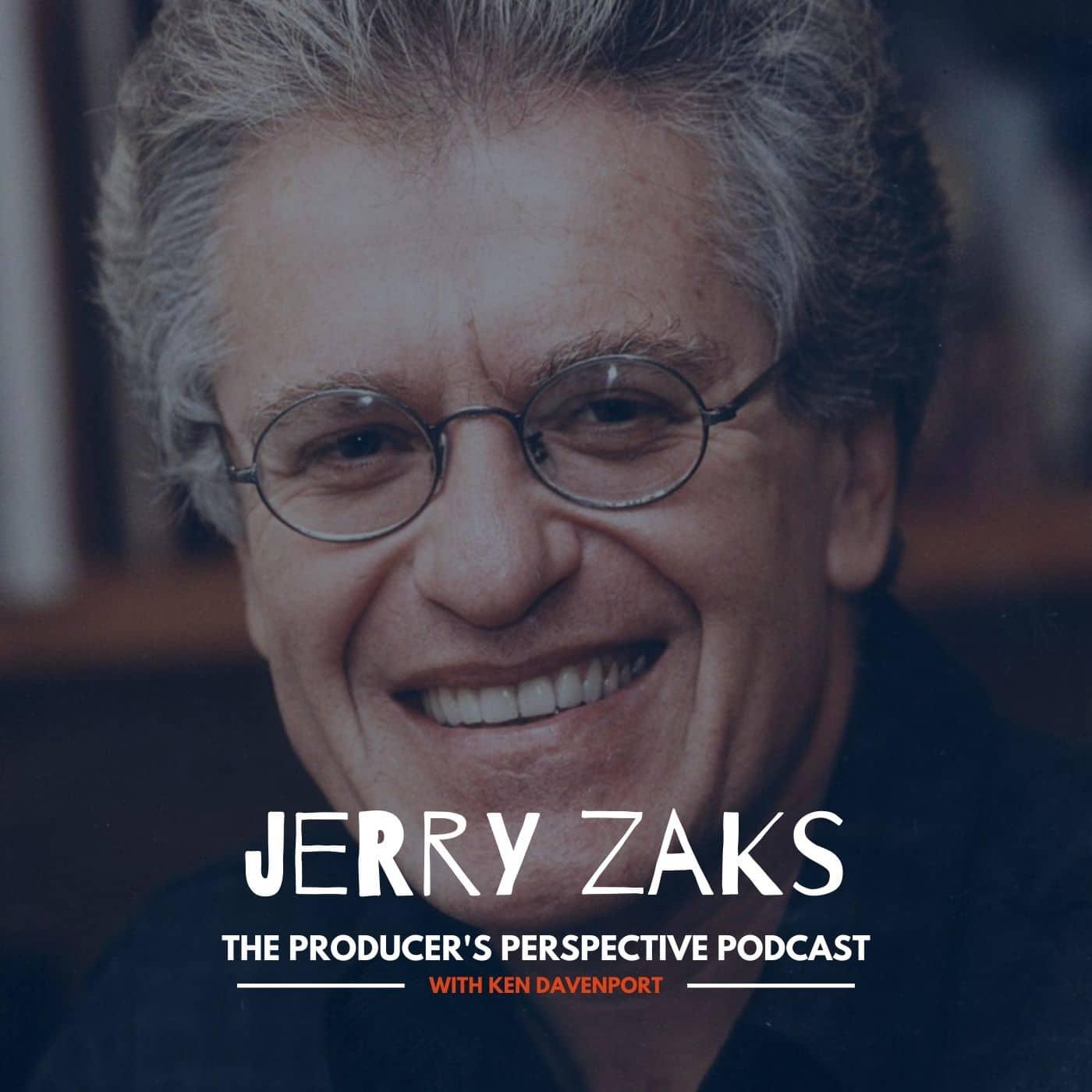 Ken Davenport's The Producer's Perspective Podcast Episode 142 - Jerry Zaks