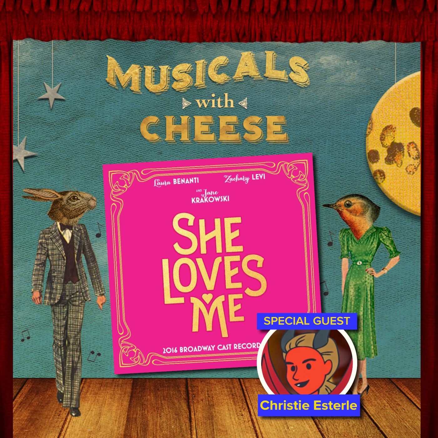"Musicals With Cheese #16: ""She Loves Me"" (feat. Musical Hell aka Christi Esterle)"