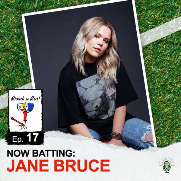 Break a Bat Al Malafronte Episode 17 Jane Bruce