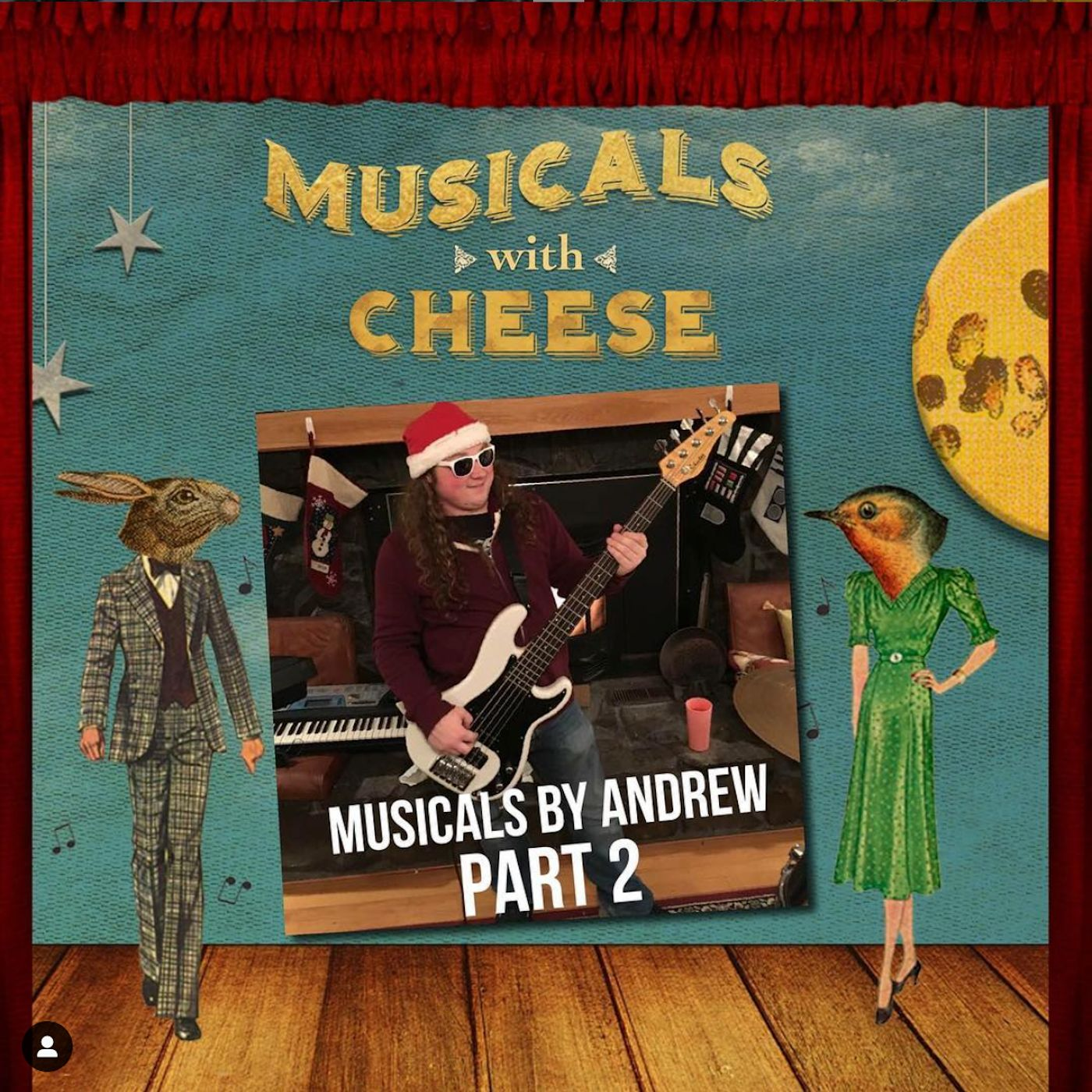Musicals With Cheese #18: Andrew Guesses Musicals Part II