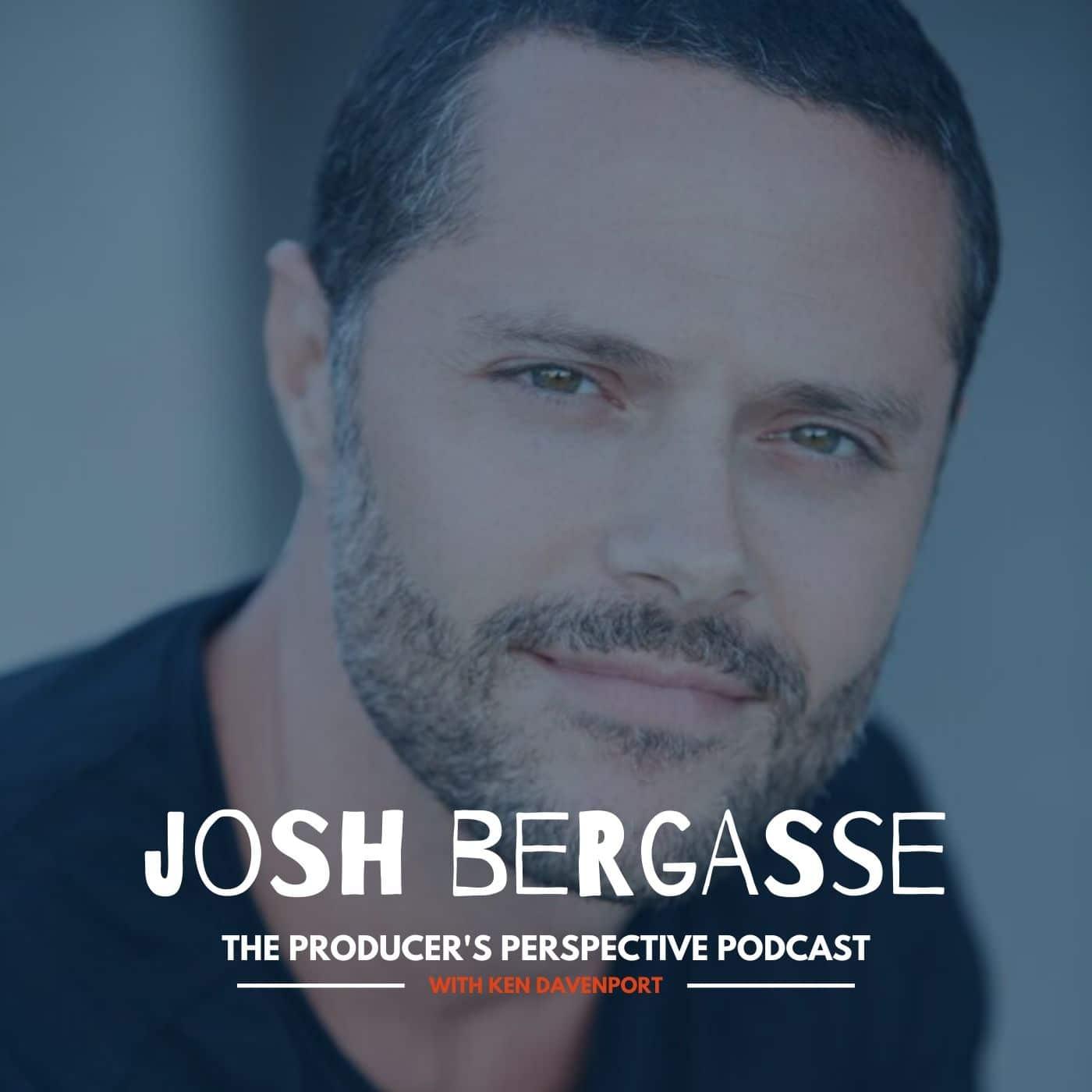 Ken Davenport's The Producer's Perspective Podcast Episode 188 - Josh Bergasse