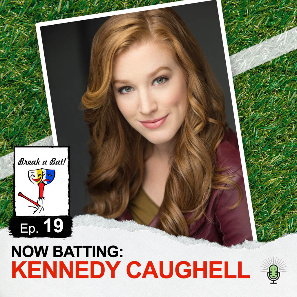 Break a Bat Al Malafronte Episode 19 Kennedy Caughell