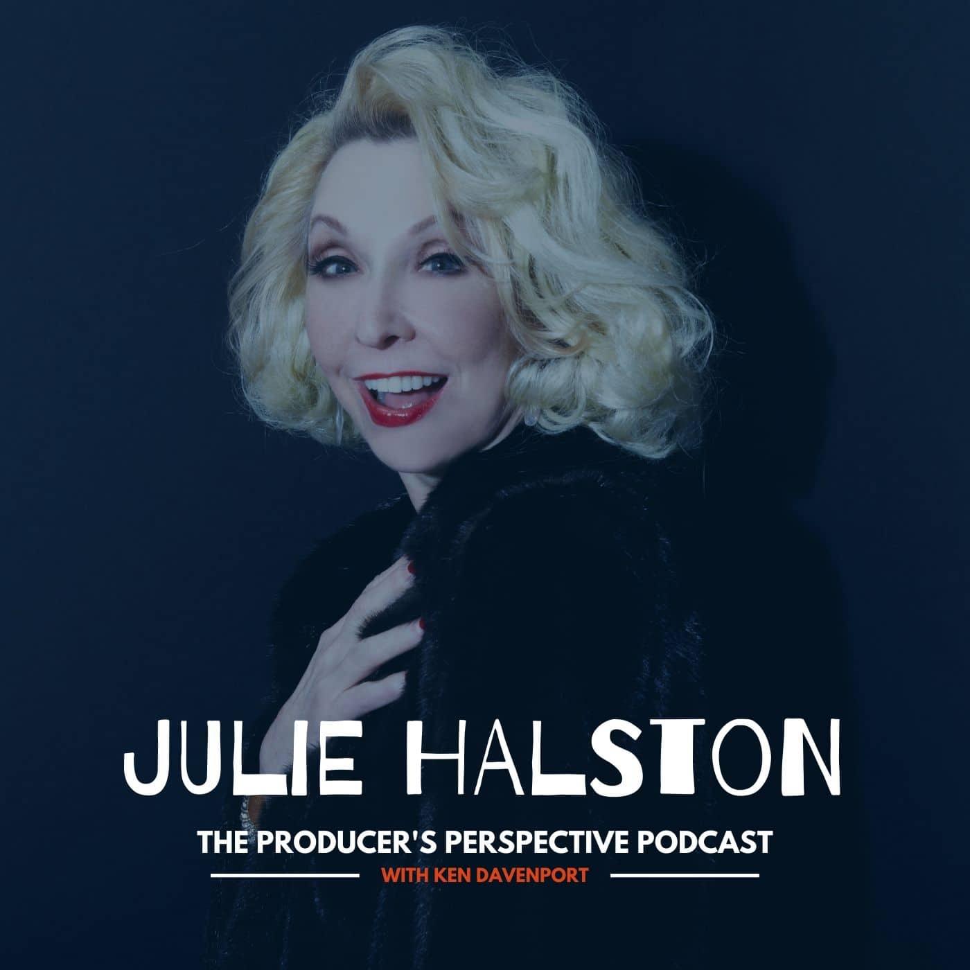 Ken Davenport's The Producer's Perspective Podcast Episode 193 - Julie Halston