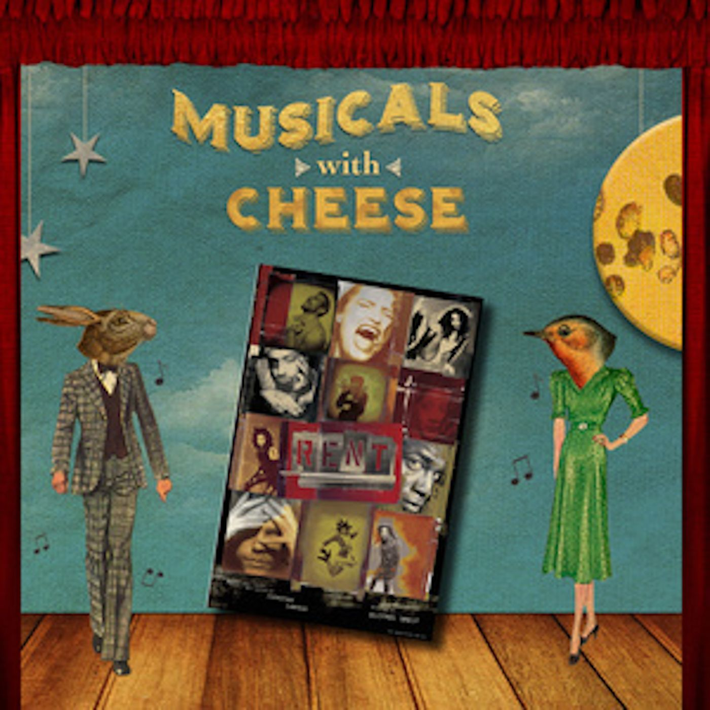 """Musicals With Cheese #2: """"Rent"""""""
