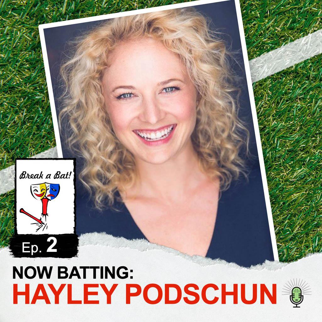 Break a Bat Al Malafronte Episode 2 Hayley Podschun