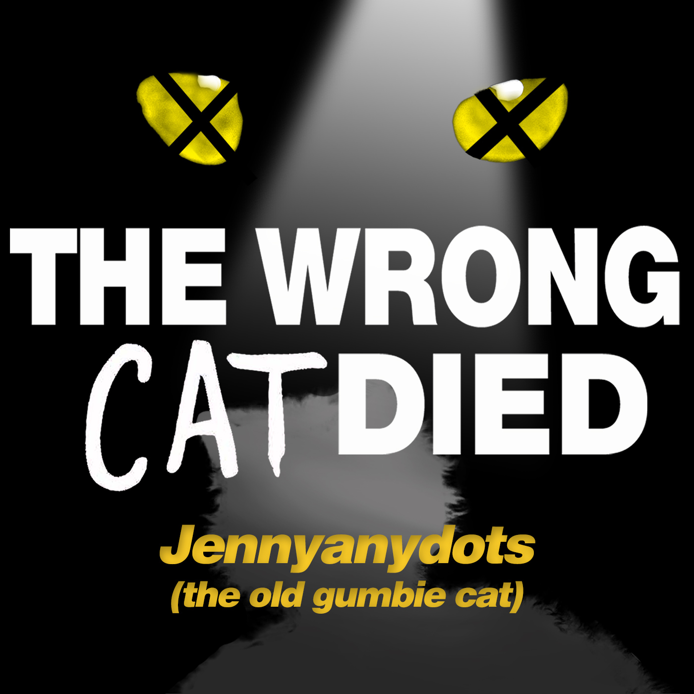 The Wrong Cat Died
