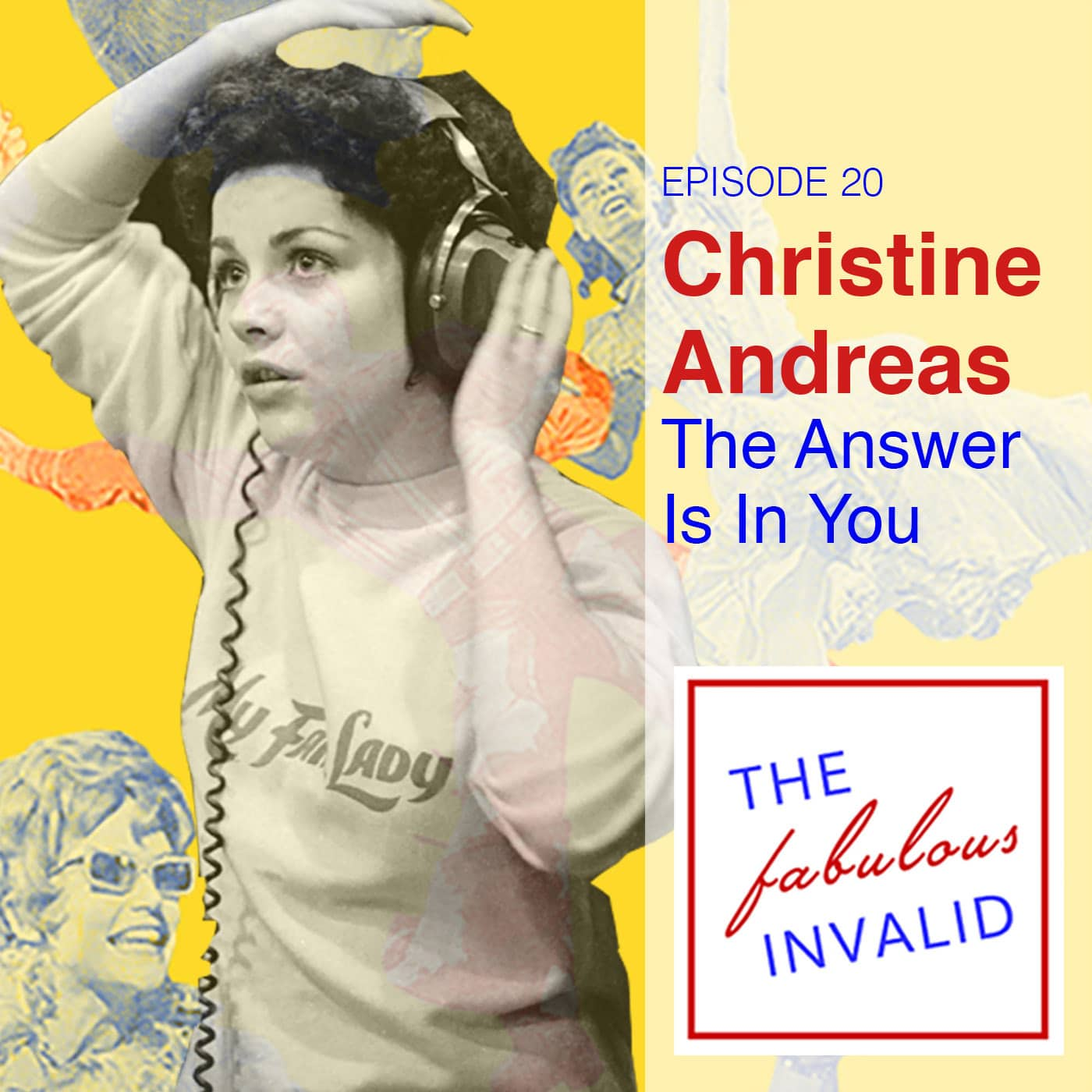The Fabulous Invalid Ep 20 Christine Andreas