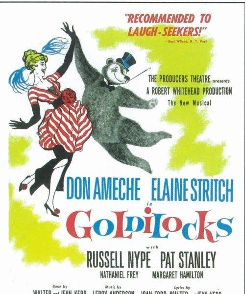 Our Favorite Things #1: Goldilocks & Personals