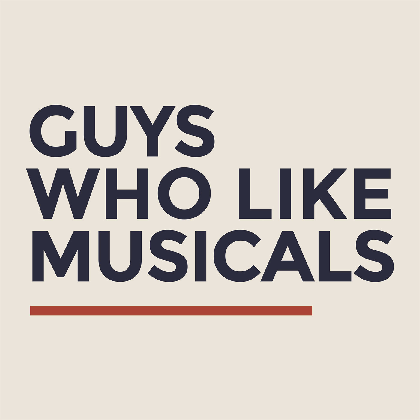 Guys Who Like Musicals