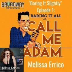 """""""Baring It Slightly"""" Episode #1: Melissa Errico Interview at Feinstein's/54 Below"""