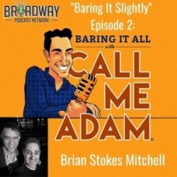 """Baring It Slightly"" Episode #2: Brian Stokes Mitchell Interview at Feinstein's/54 Below"