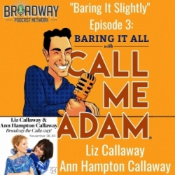 """Baring It Slightly"" Episode #3: Liz and Ann Hampton Callaway Interview at Feinstein's/54 Below"