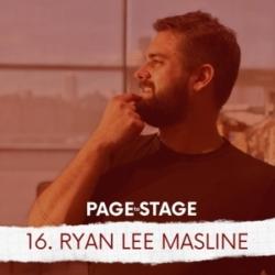 16 - Ryan Lee Masline, Wardrobe Supervisor