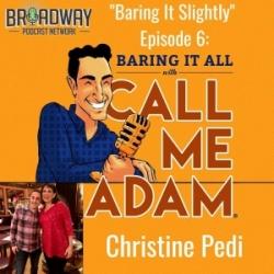 """""""Baring It Slightly"""" Episode #6: Christine Pedi Interview at Feinstein's/54 Below"""
