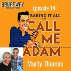 """Episode #14: Marty Thomas Interview: """"Slow Dancing with A Boy"""""""