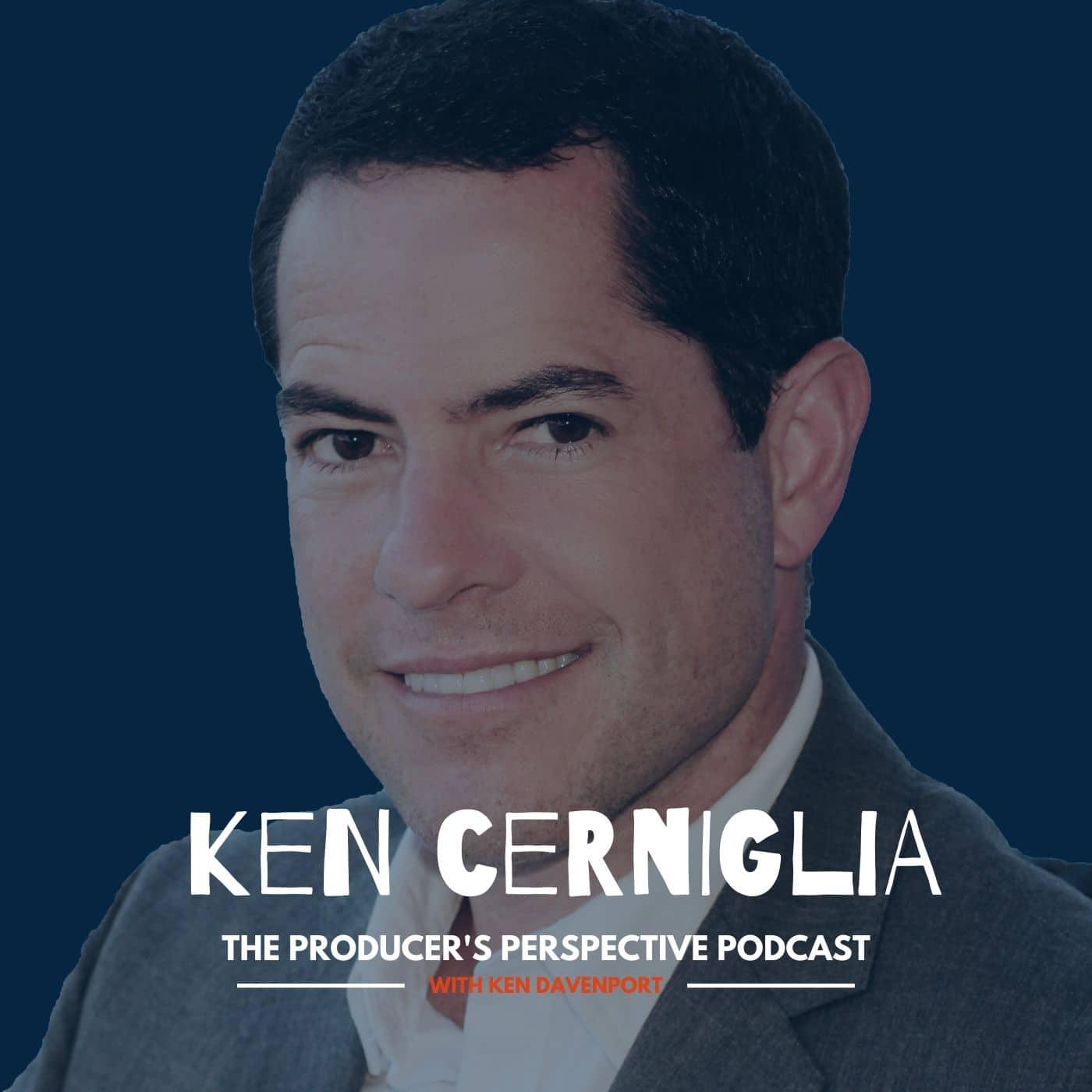 Ken Davenport's The Producer's Perspective Podcast Episode 202 - Ken Cerniglia
