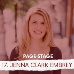 17 - Jenna Clark Embrey, Resident Dramaturg/Literary Manager