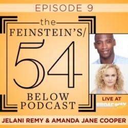 Episode 9: JELANI REMY & AMANDA JANE COOPER