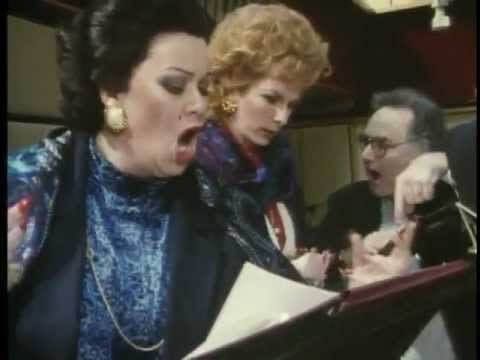 Our Favorite Things: French and Saunders & Milton Schafer