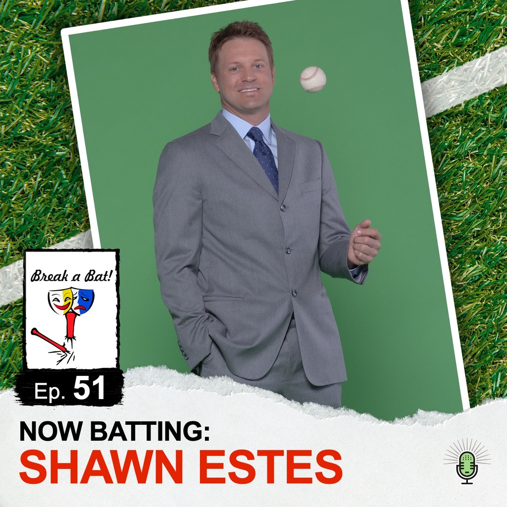 Break A Bat! - #51 - Now Batting: Shawn Estes