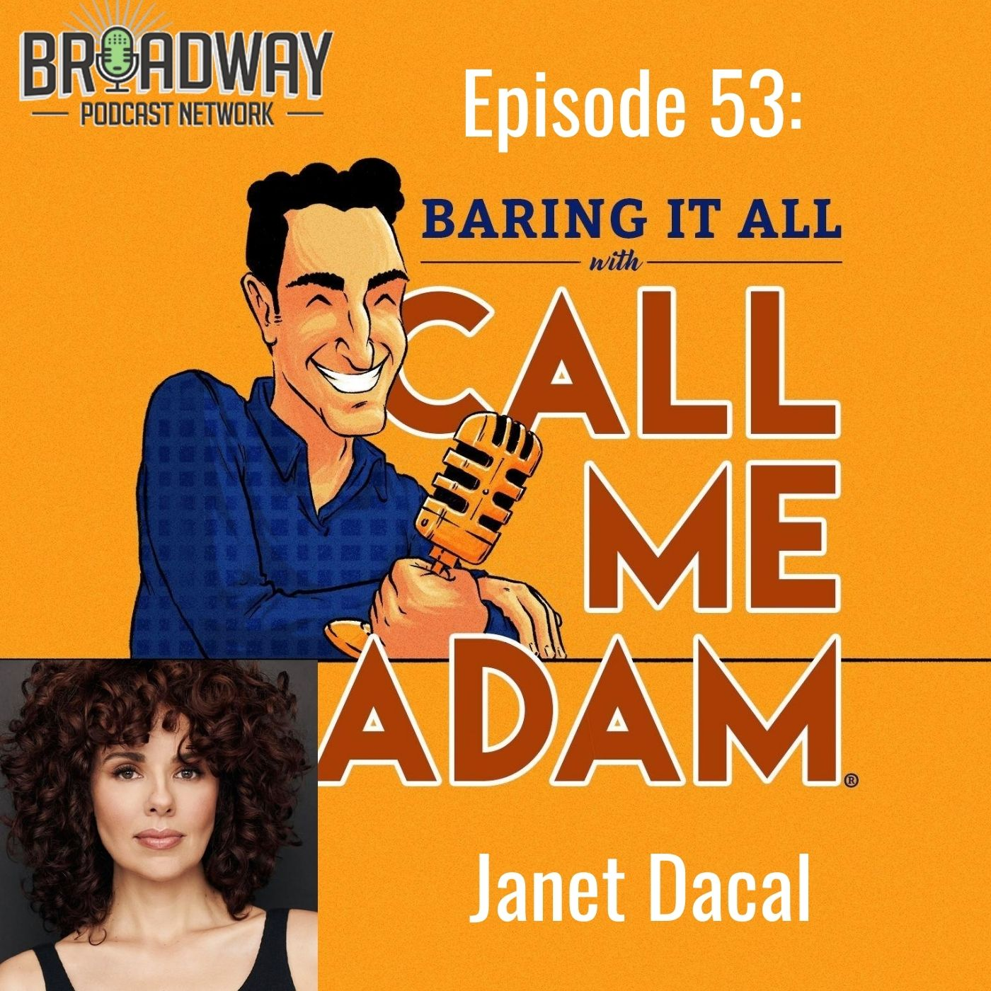 Baring it all with Call Me Adam - Janet Dacal