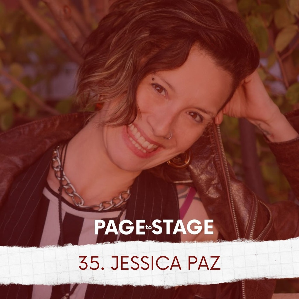 Page to Stage with Mary Dina - 35 - Jessica Paz, Sound Designer