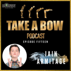 Take A Bow - #15 - Young Sheldon Loves Theatre