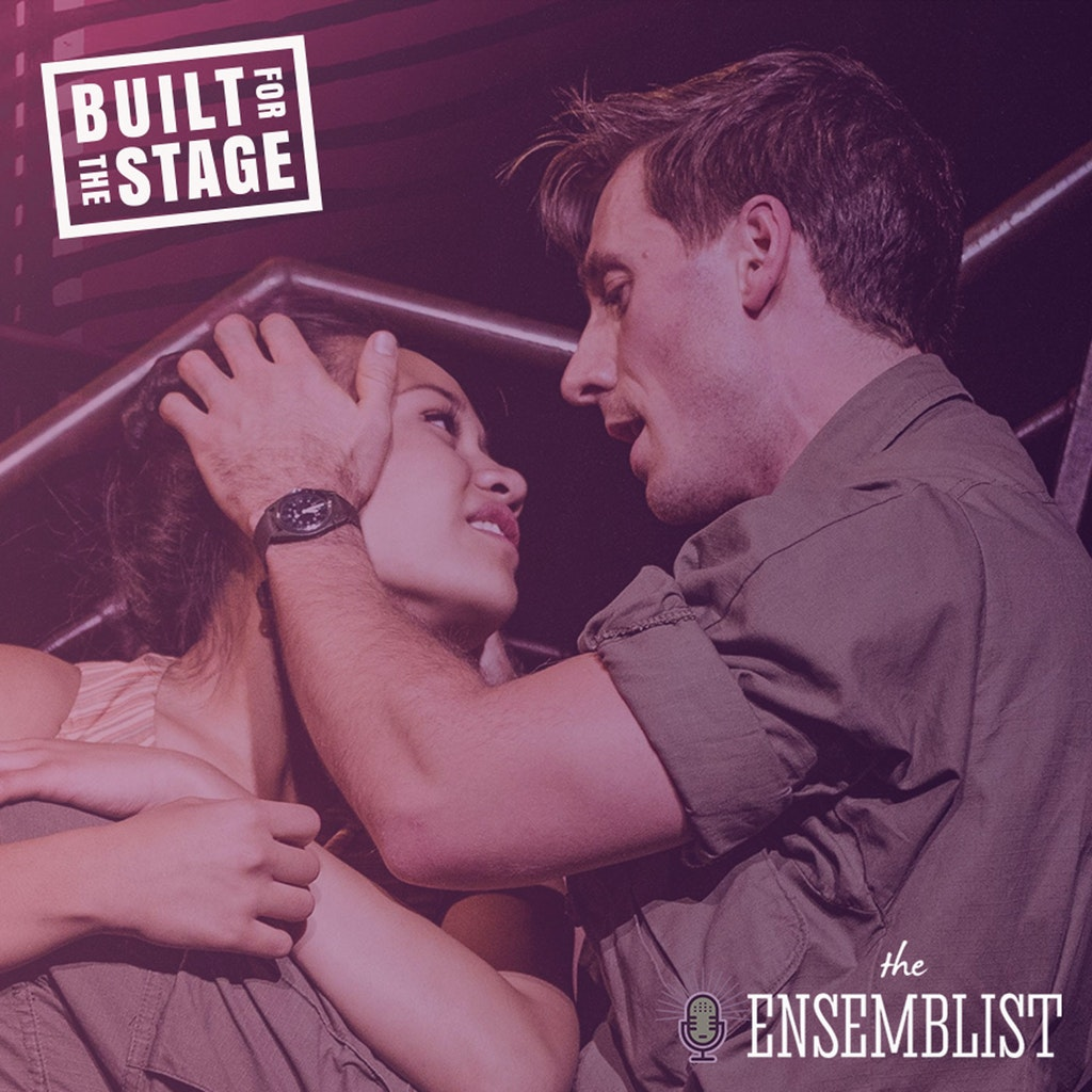 The Ensemblist - #379 - Built for the Stage University (feat. Emily Bautista, Anthony Festa)