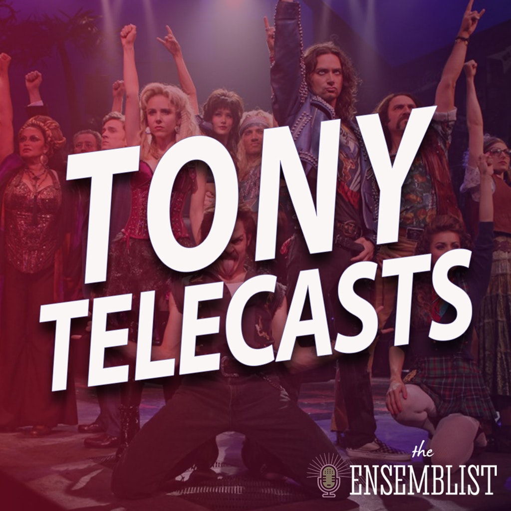 The Ensemblist - #386 - Tony Telecasts (2009 - Billy Elliot, Next to Normal, Rock of Ages, Shrek) Part 1