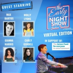 The Early Night Show - S5 Ep2 - Max Bartos, Molly Lyons, Gianna Harris, Carly Gendell