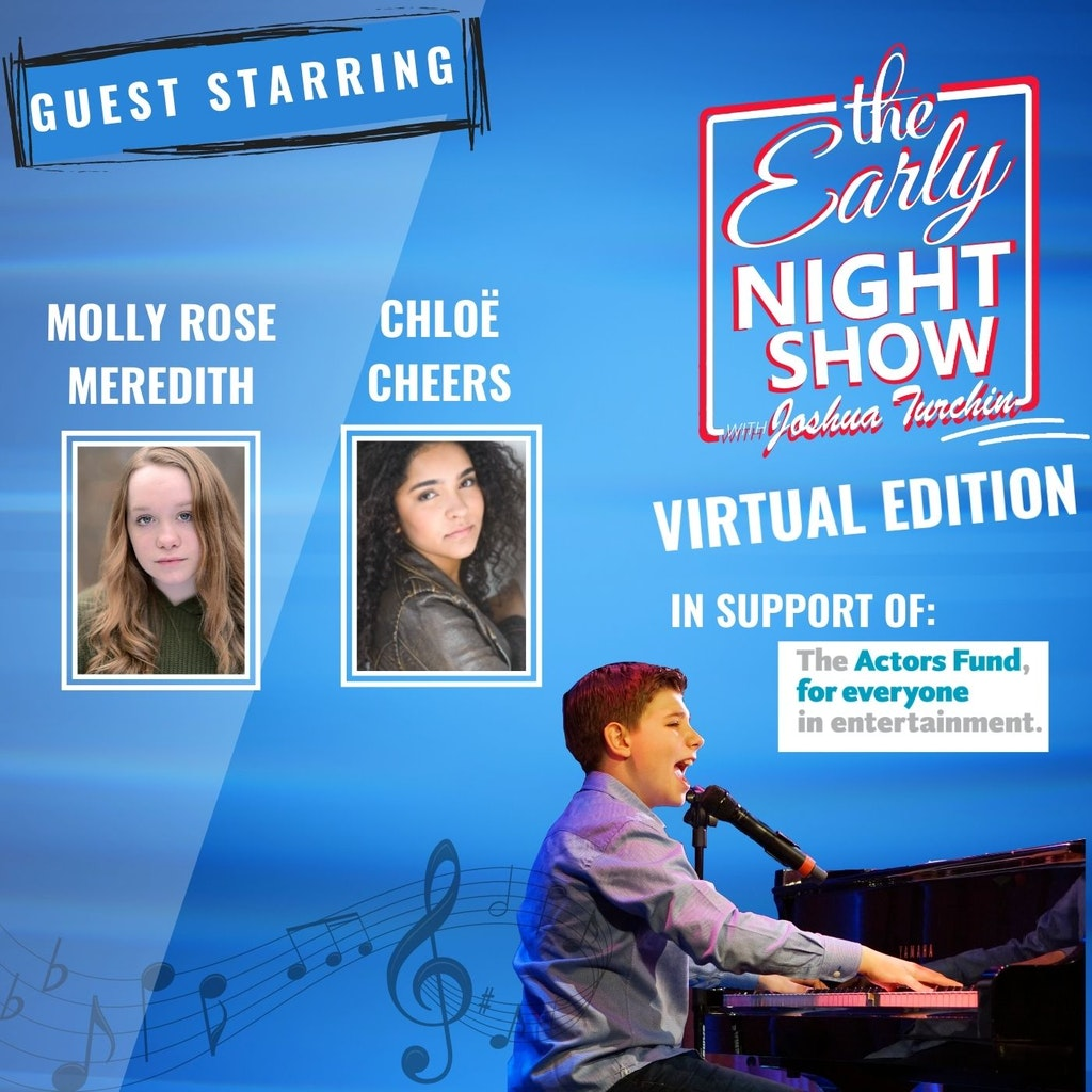 The Early Night Show - S5 Ep3 - Molly Rose Meredith, Chloe Cheers