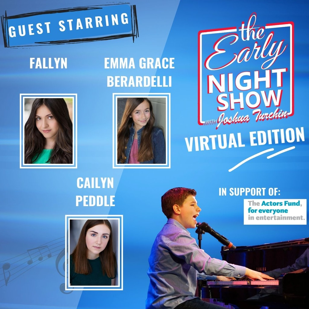 The Early Night Show - S5 Ep5 – Emma Grace Berardelli, Fallyn, Cailyn Peddle