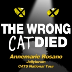 The Wrong Cat Died - Ep27 - Annemarie Rosano, Jelly from the National Tour