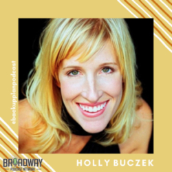 What's Your Backup Plan? - Episode 18- Casting and connecting artists with Holly Buczek