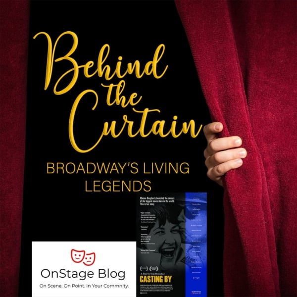 Our Favorite Things: OnStage Blog & Casting By....