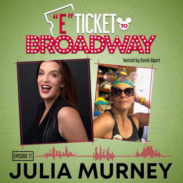 E-Ticket to Broadway - #17 - Julia Murney